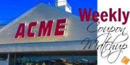 Acme Weekly Ad Deals: 8/7-8/13