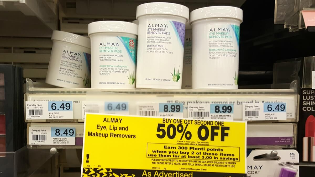 L'oreal eye makeup remover coupons - Save