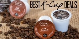 Best K-Cup Deals – Week of 4/21/19