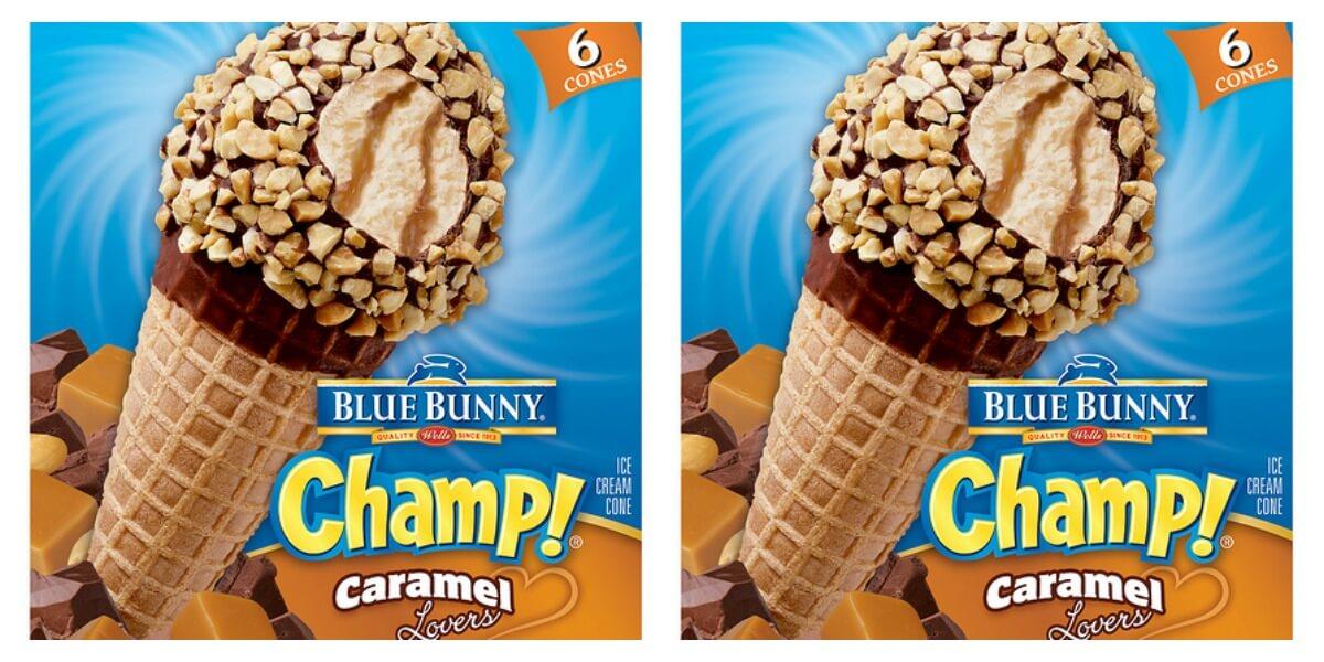 Cones Blue Bunny Ice Cream Lesbos