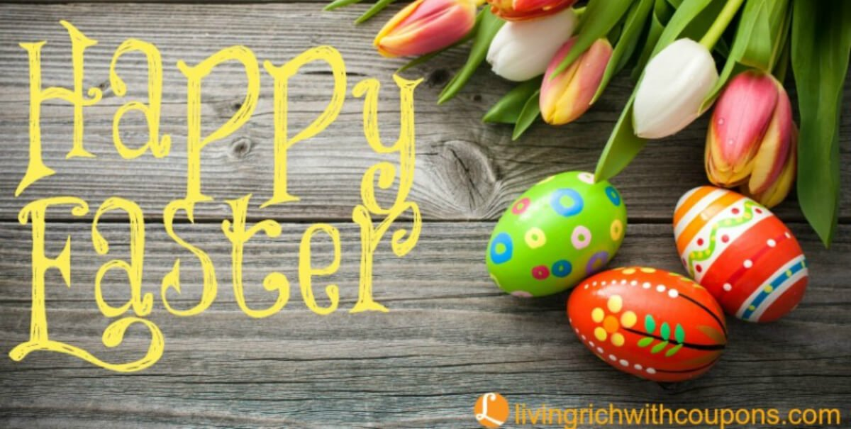 Happy Easter from Pumpkins Freebies