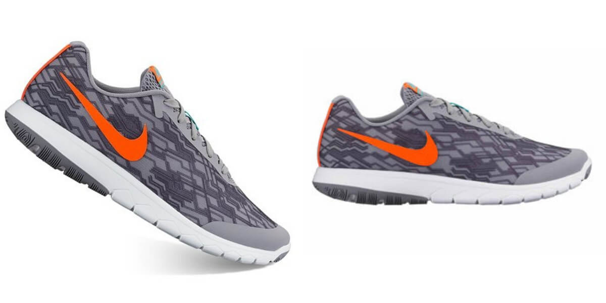 23f47433fefc Nike Flex Experience Run 5 Men s Running Shoes  39.99 (Reg.  75 ...