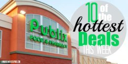 10 of the Most Popular Deals at Publix - Ending 8/20