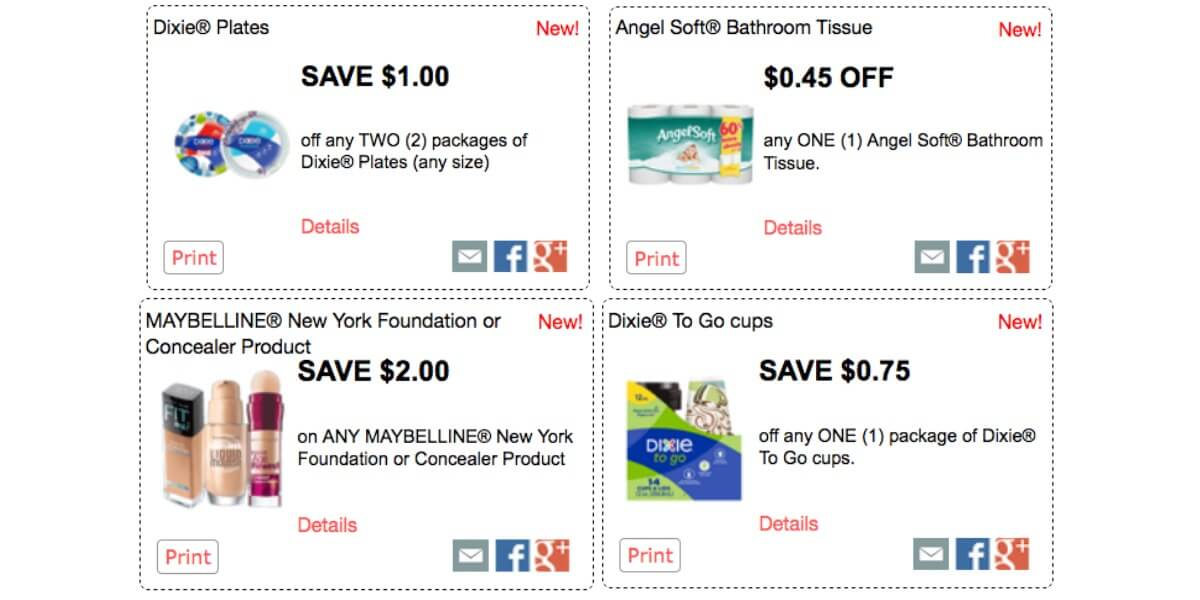 photo regarding Maybelline Printable Coupons identify Higher than $11 inside Contemporary Crimson Plum Printable Discount codes - Preserve upon