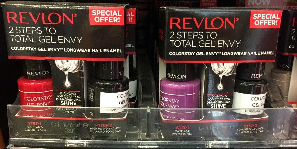Revlon Gel Envy Nail Polish as Low as $0.49 at CVS! {$14.79 Value ...