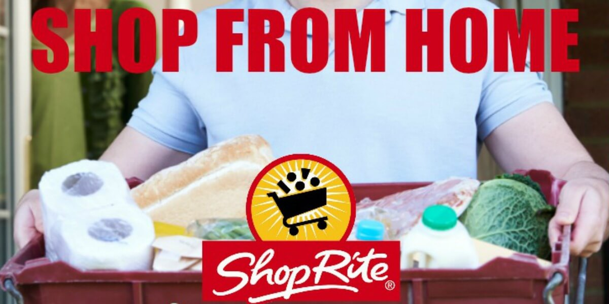 How to Use ShopRite Shop From Home