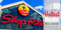 10 of the Most Popular Deals at ShopRite - Ending 4/20