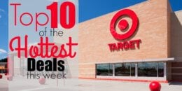 10 of the Most Popular Deals at Target - Ending 8/24