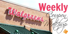 New Walgreens Match Ups that will Help You Save Big - Starting 8/25!