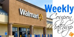 New Walmart Match Ups that will Help You Save Big - Ending 11/1
