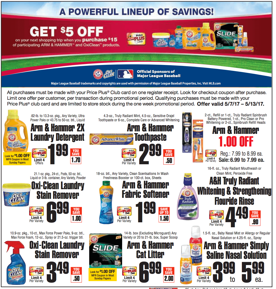 graphic relating to Arm and Hammer Printable Coupons identify Proven! 5 Superior Than Cost-free Arm Hammer Laundry Treatment