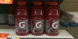 Gatorade only $0.68 at Dollar General!