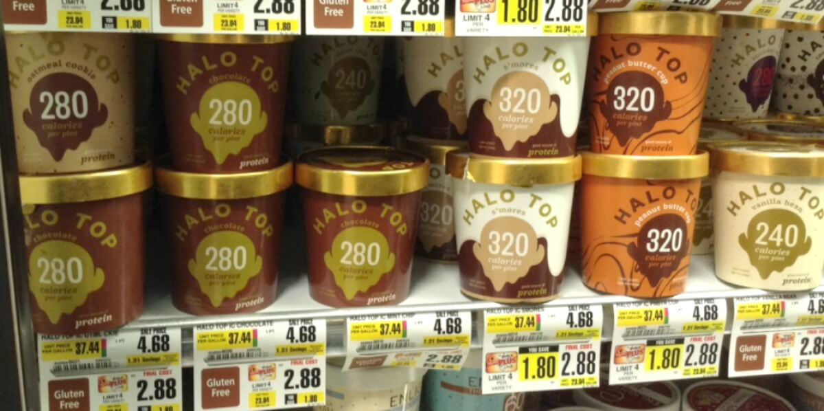 image regarding Halo Top Printable Coupon titled Halo Final Ice Product as Small as $0.13 at ShopRite!7/1Residing