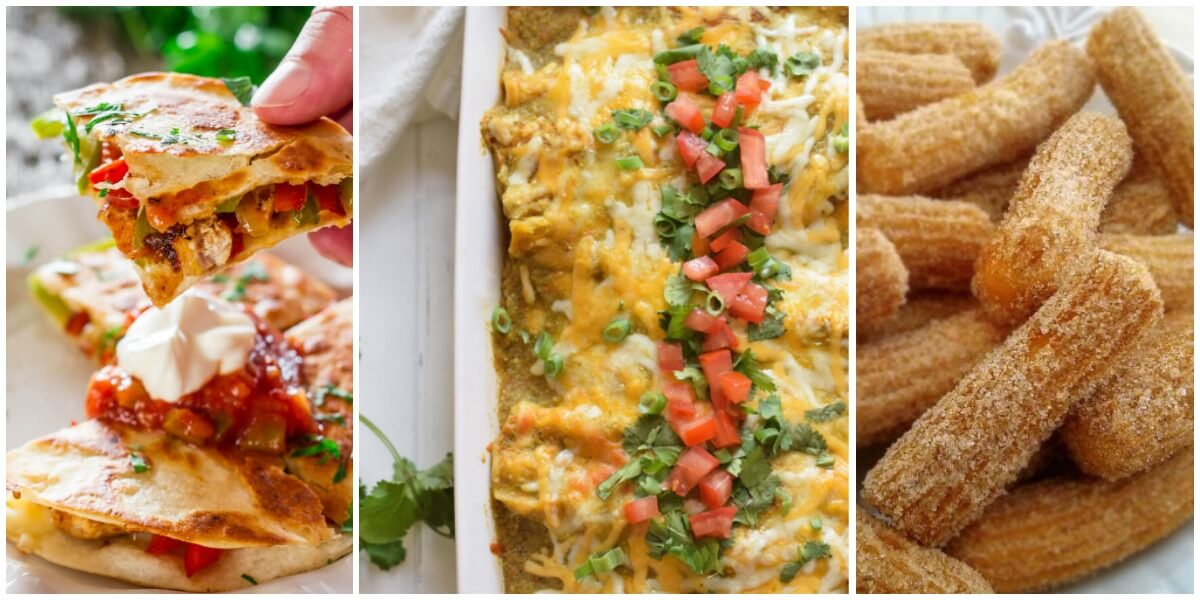 10 Authentic Mexican Food Recipes Youll Love To Makeliving Rich