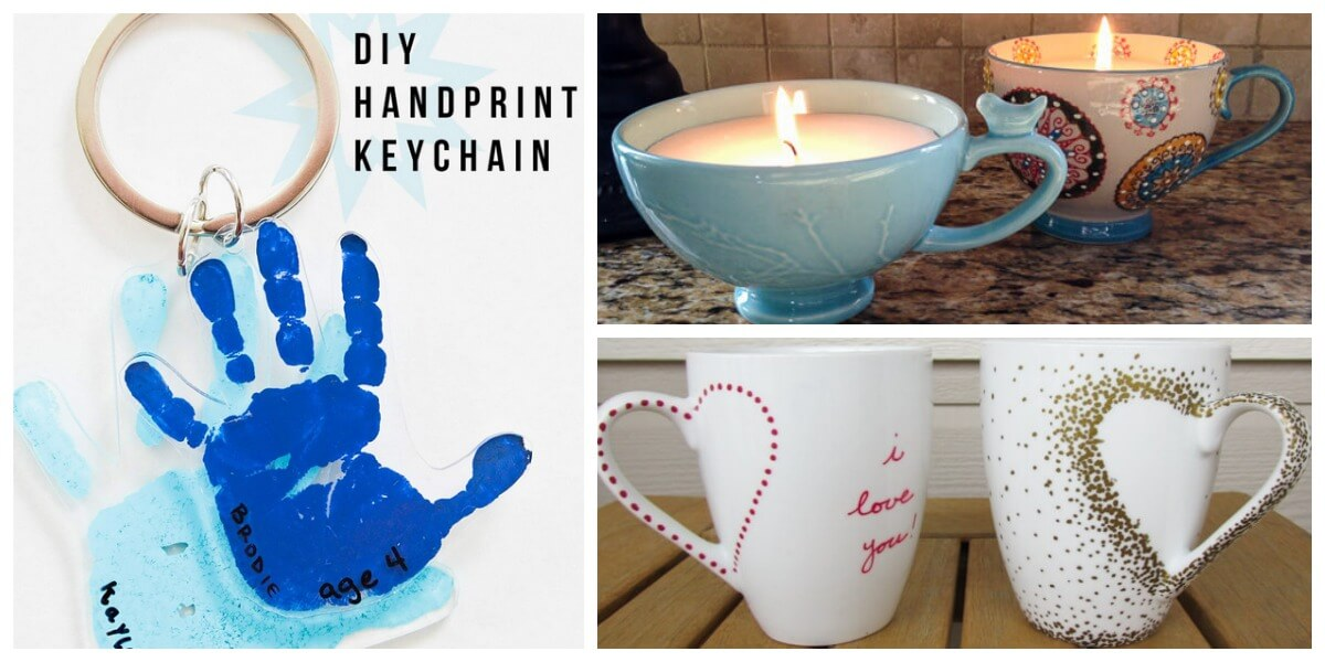 10 Crazy Easy Diy Mother S Day Gift Ideas That Your Mom Will
