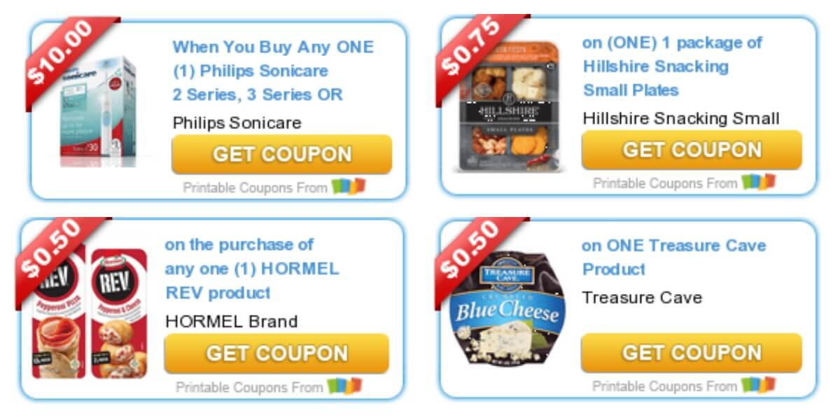photograph about Nexium Printable Coupon identified as Todays Supreme Refreshing Discount codes - Financial savings towards Sonicare, Hillshire