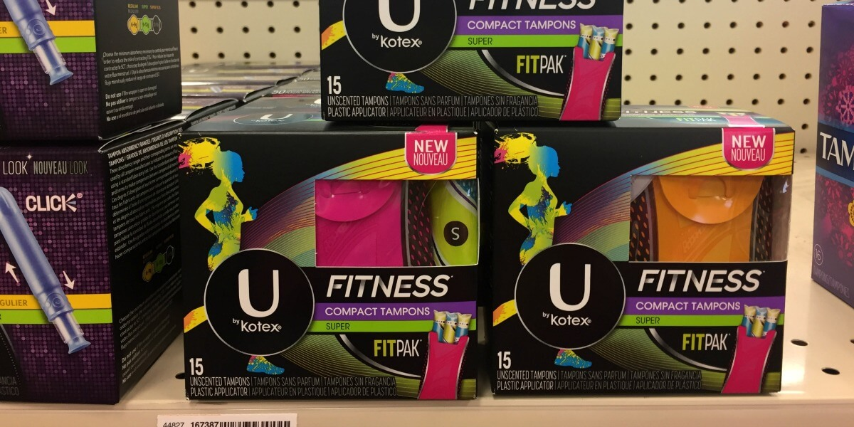 COUPON FOR KOTEX - FREE U By Kotex Fitness Tampons, Pads or