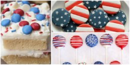 Be the Coolest Person at Your 4th of July Party with these Cookie Recipes!
