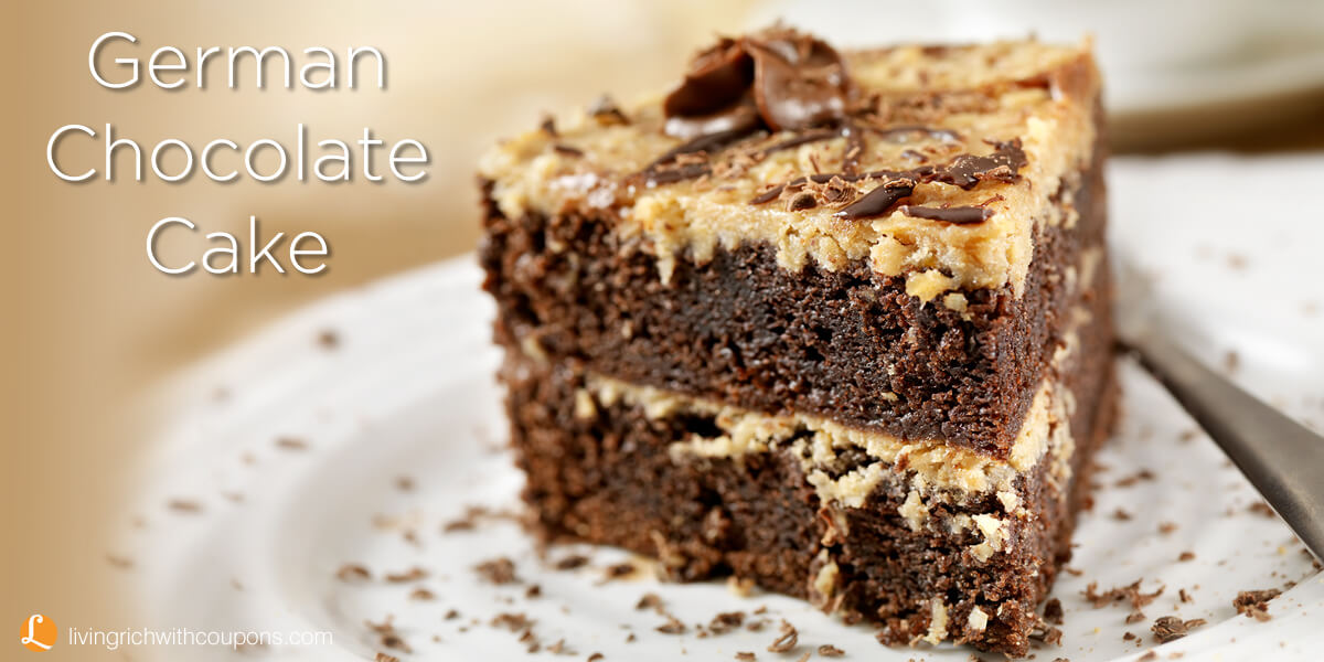 German Chocolate Cake Hacks