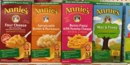 Annie's Mac & Cheese Dinners Just $0.49 at Walmart! {Ibotta Rebate}