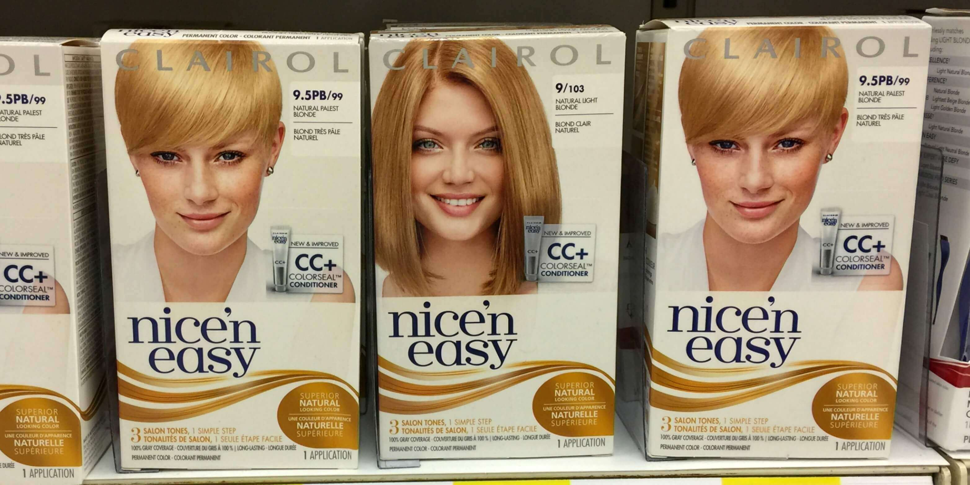 Over a $4 Money Maker & 3 FREE Clairol Hair Color at ShopRite! (4/22 ...