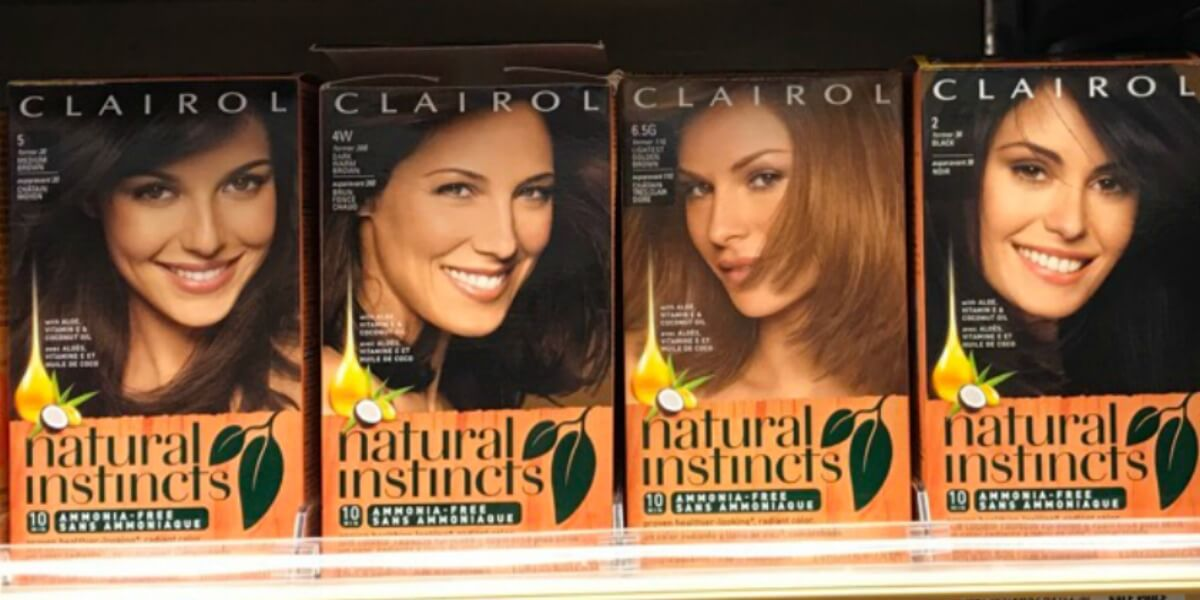 7 In New Clairol Hair Color Coupons 2 Free At Shoprite More