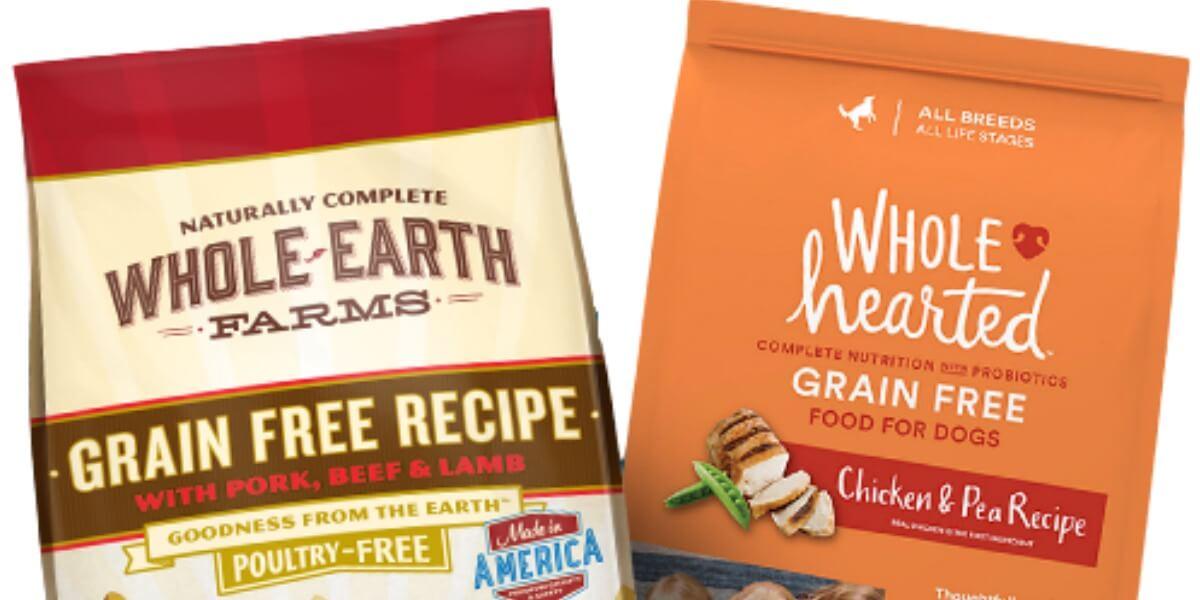 Whole Earth Farms Dog Food Printable Coupon