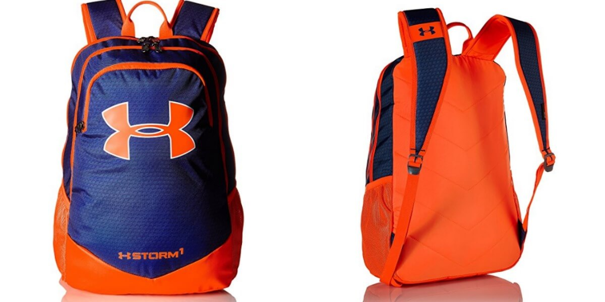 6ae918ec33d0 Amazon Prime Day  Under Armour Storm Scrimmage Backpack  12.22 (Reg.  44.99)