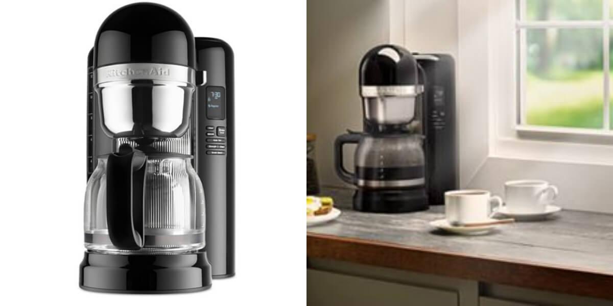 Macy\'s: KitchenAid 12-Cup Drip Coffee Maker $55 (Reg ...
