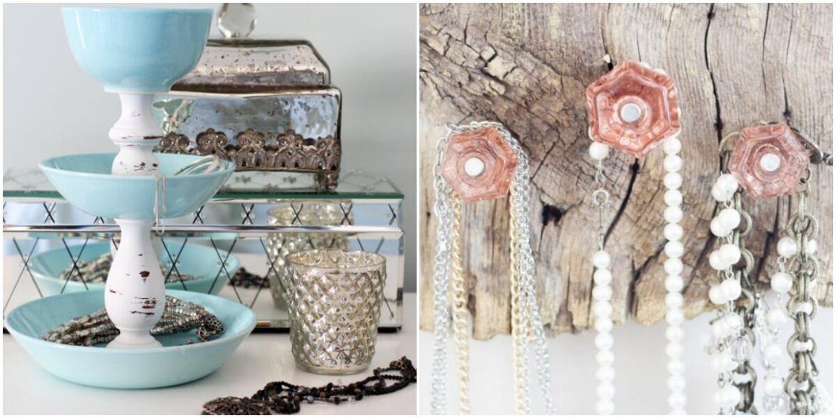 Ways to Organize Jewelry
