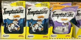Temptations Cat Treats just $0.84 at Stop & Shop and Giant