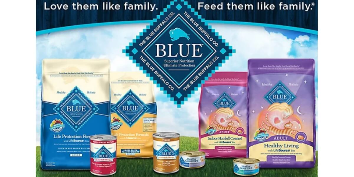 Blue Brand Cat Food Coupons