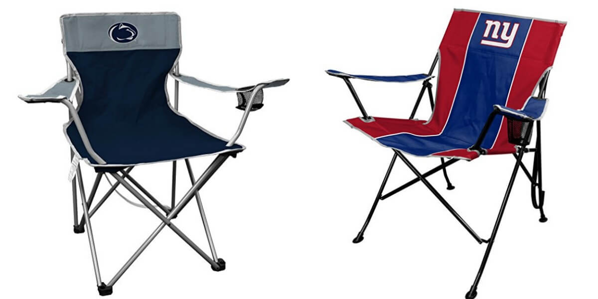 Strange 25 Off Rawlings Nfl And Ncaa Tailgate Chairsliving Rich Lamtechconsult Wood Chair Design Ideas Lamtechconsultcom