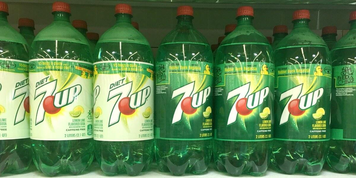 7up 2 Liter Bottles Just 0 75 At Kroger Living Rich With