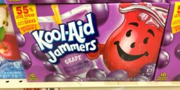 Kool-Aid Jammers as Low as $1.37 at ShopRite! {Ibotta Rebate}
