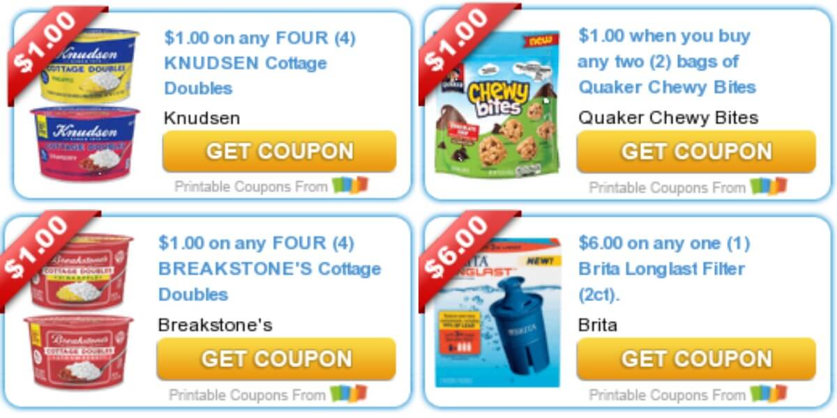 picture regarding Quaker Printable Coupons named Todays Final Contemporary Coupon codes - Price savings towards Breakstones, Crest