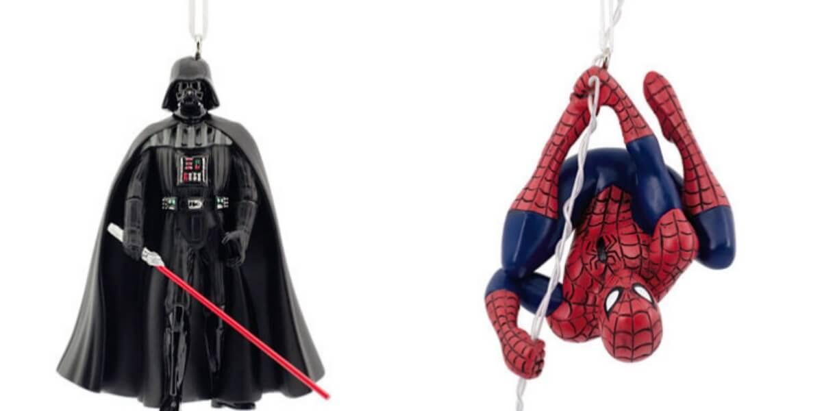 2017 hallmark christmas ornaments snoopy batman star wars and more 599 reg 17