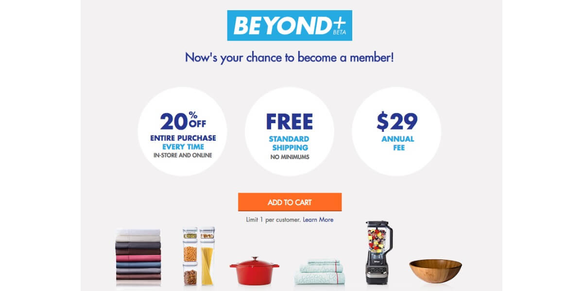 Subscribe To Bed Bath And Beyond Coupons