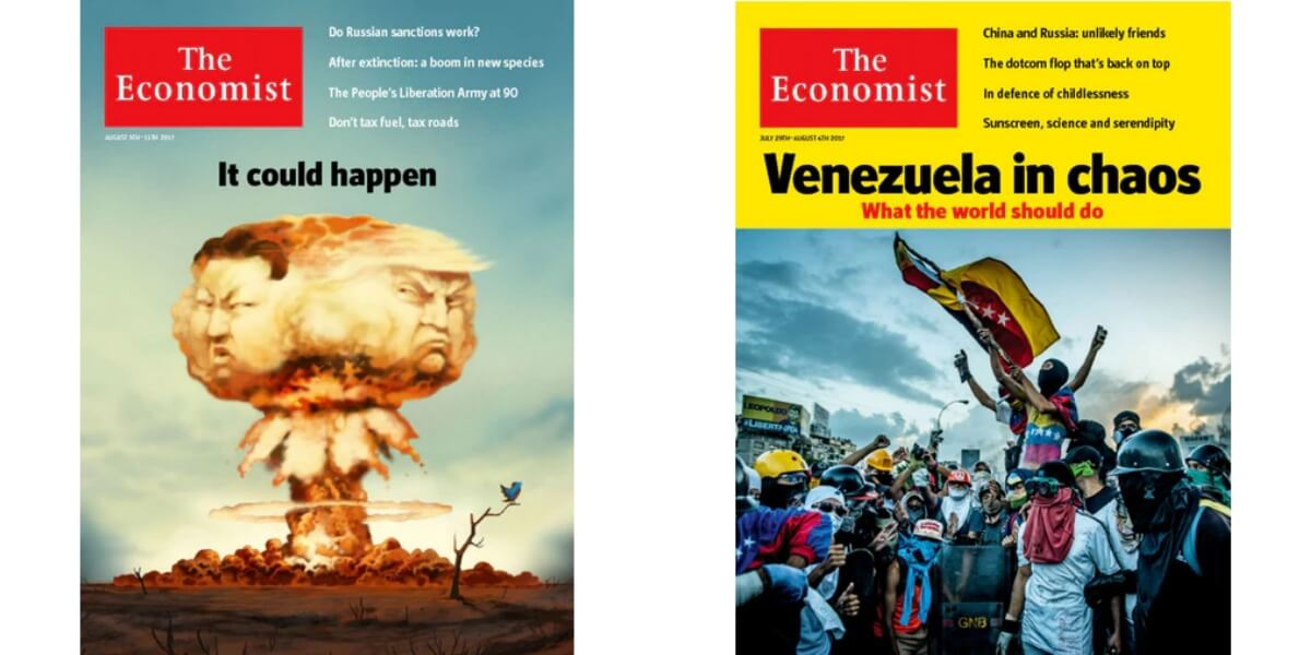 52 Issues of Economist Magazine + $5 Amazon Card Only $51