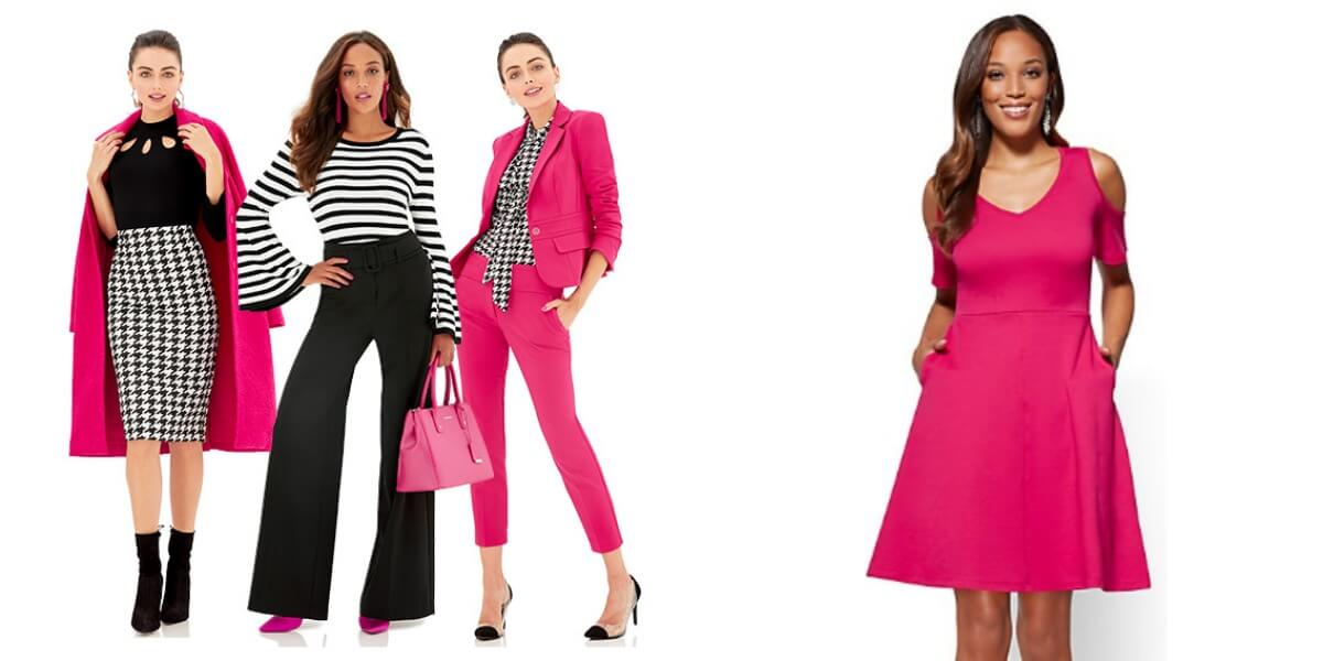 New York & Company All Clearance up to 80% Off Tops $4.99, Dresses ...