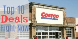 10 of the Most Popular Deals at Costco