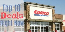 10 of the Most Popular Deals at Costco