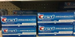 Crest Scope Mouthwash and Toothpaste as Low as $0.66 at CVS!
