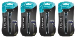 FREE daylogic Men's 3-Blade Razor at Rite Aid! {5/26, No Coupons Needed}