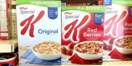 Special K Cereals as Low as $0.99 at Stop & Shop