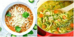 10 Easy to Make Low Carb Soup Recipes!