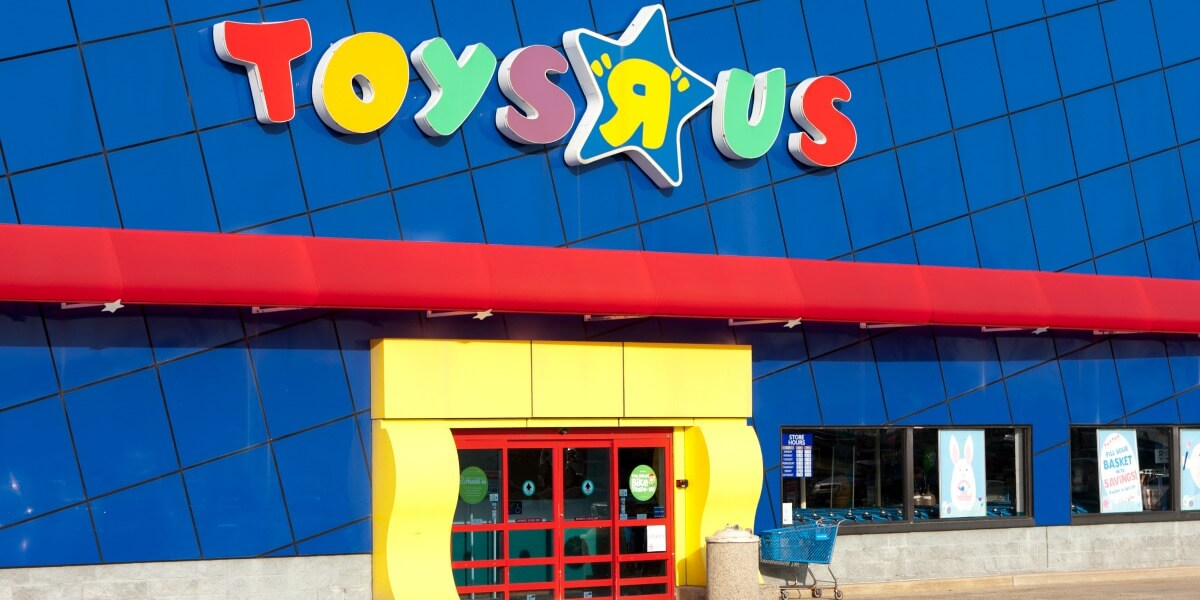 Toys R Us Bankruptcy Filing