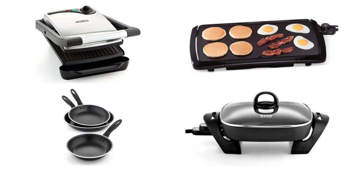 Macy\'s: Kitchen Electrics & Cookware $9.99 (Reg. Up to $44.99 ...