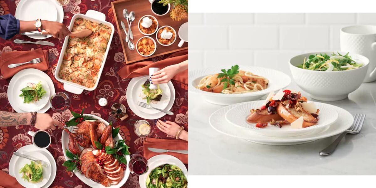 Kohlu0027s Food Network 40-Piece Dinnerware Sets $33.99 (Reg. $119.99) & Kohlu0027s: Food Network 40-Piece Dinnerware Sets $33.99 (Reg. $119.99 ...
