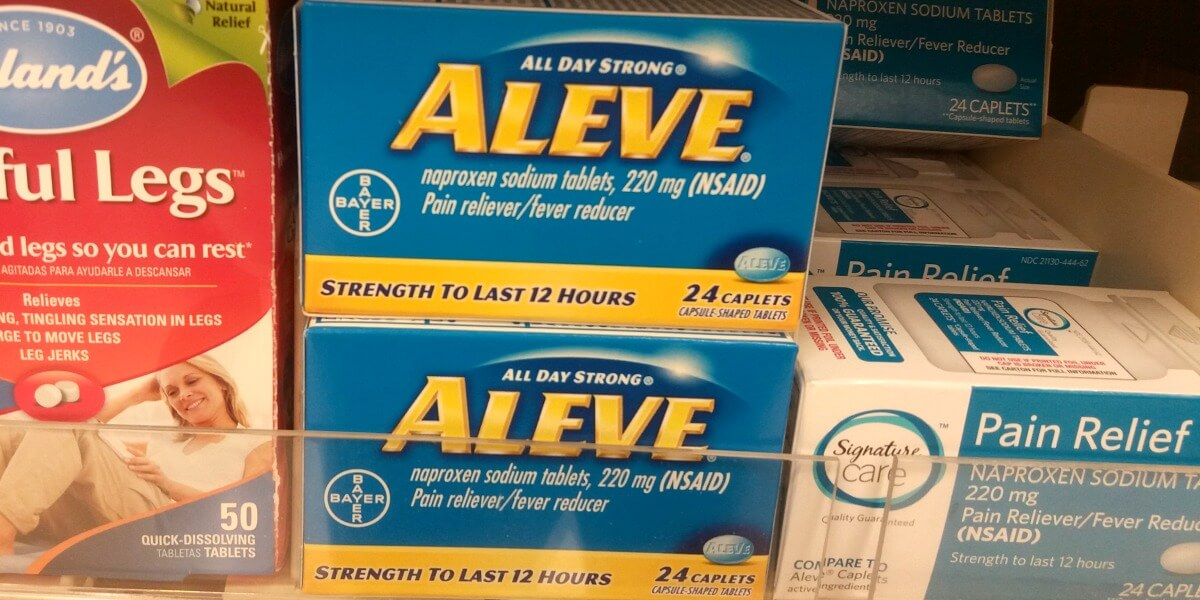 $7 in New Aleve Coupons - Aleve PM Just $1.49 at ShopRite ...